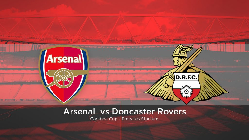Arsenal vs Doncaster Rovers