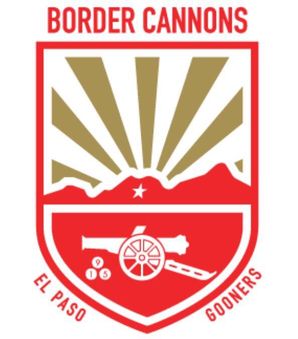 Border Cannons El Paso Gooners